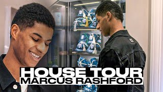 Inside Marcus Rashford's House: Take a Tour of Manchester United Forward's Pad