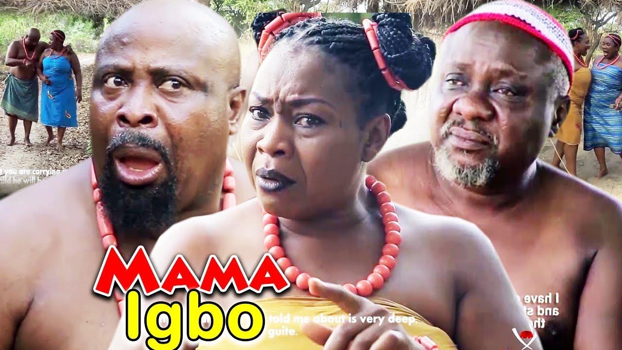 Download Mama Igbo Season 1&2 - Nkechi Nweje 2019 Latest Nigerian Nollywood Igbo Movie Full HD