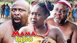Mama Igbo Season 1amp2 - Nkechi Nweje 2019 Latest Nigerian Nollywood Igbo Movie Full HD