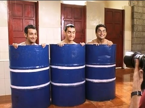 3 Idiots  Making of song Aal Izz Well