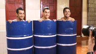 3 Idiots | Making of song Aal Izz Well