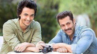 Salman Khan To Launch Aayush Sharma In A LOVE STORY