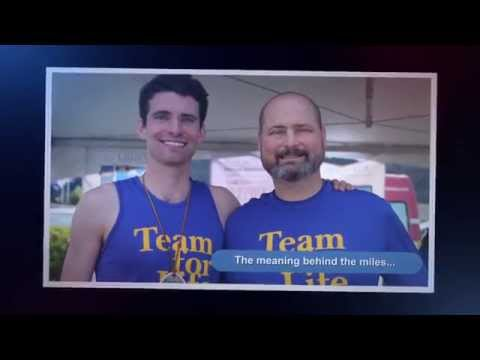 Big Sur Int'l Marathon - Team for Life 2014