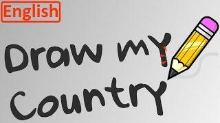 Draw my Country Austria 2016 - English Edition