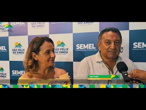 Prefeito entrega troféus e premiações para campeões da Copa Verão de Futsal de São Félix do Xingu.