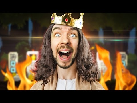 A NEW GAME, A NEW KING   Kingdom New Lands #1