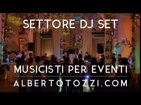 Musica per Matrimonio - DJ Set