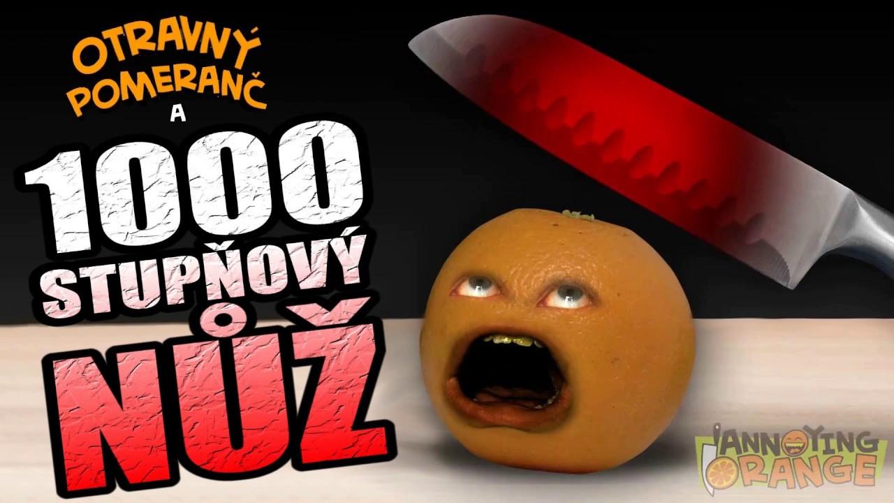 Download Otravný Pomeranč - 1000 stupňový nůž - Fénix ProDabing