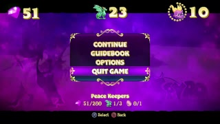 Spyro Reignited Trilogy Spyro the Dragon Part1 Starting the game