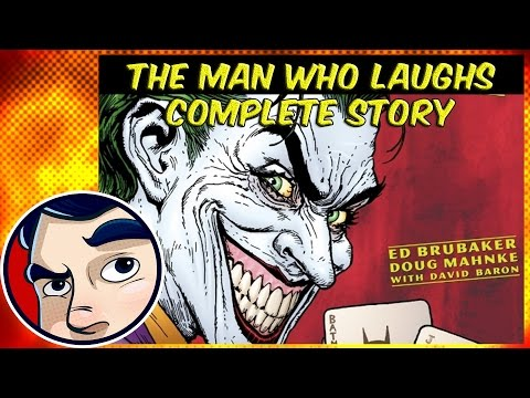 The Man Who Laughs (Joker's First Appearance) - Complete SFX Story