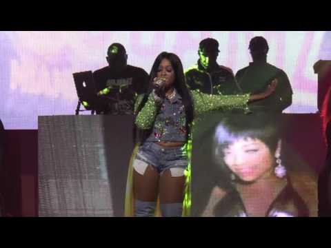 Watch Trina Perform Her Greatest Hits At UNCENSORED