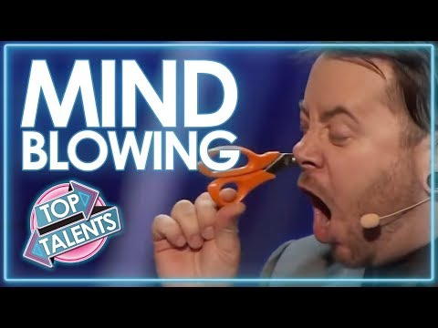 Top 10 MIND BLOWING Auditions From America's Got Talent | Top Talents