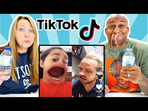 TIANA'S TIK TOK TRY NOT TO LAUGH CHALLENGE!!
