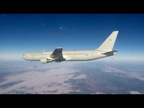 Boeing 767 é entregue à FAB