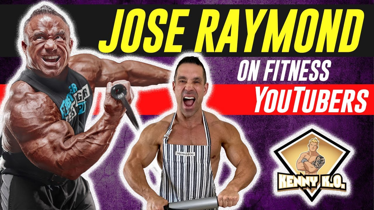 Jose Raymond on Youtuber's Greg Douchette, Kenny KO + Re-launching his YouTube channel!