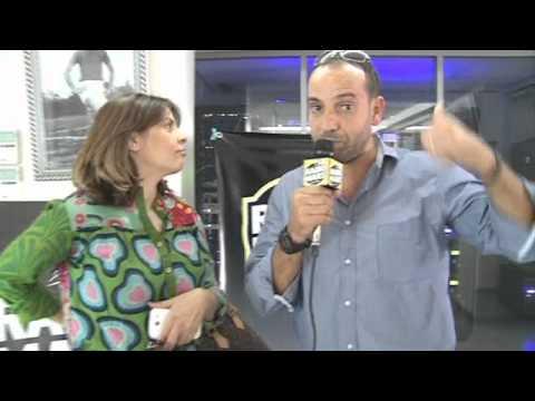Saad Tsouli Et Fatima Kheir à RADIOMARS