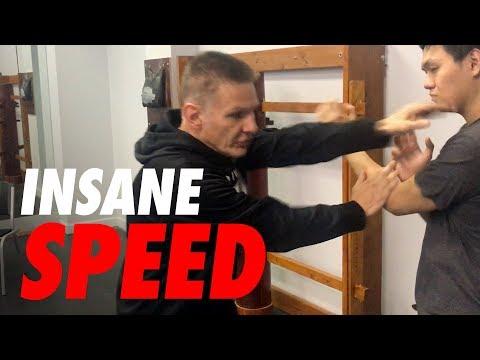 Wing Chun and JKD Close Range Combat Training