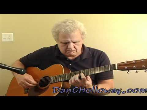 Blue Bayou - Roy Orbison - Fingerstyle Guitar