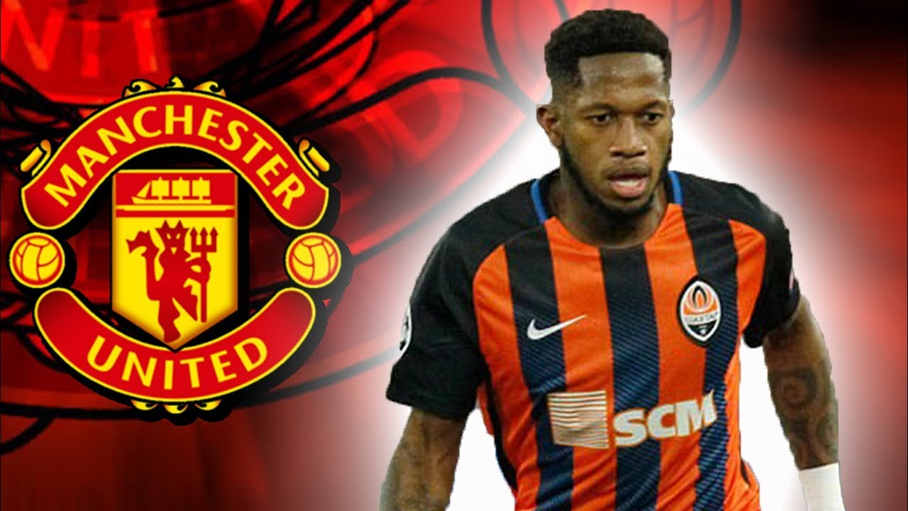 super popular 95c20 a0748 FRED | Welcome To Manchester United? | Amazing Goals, Skills, Assists |  2018 (HD)