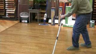 How To Clean Your Hardwood Floors - Professional