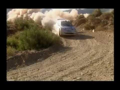 Peugeot 206 WRC commercial