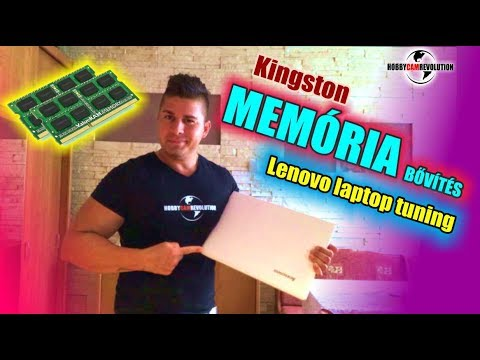 004280e992 Kingston Memoria bővítés Lenovo Z50 laptop tuning - YouTube