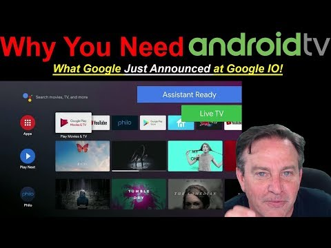 🔴Android TV - Google's Plans To Change TV Using The AndroidTV Interface