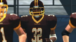 The Redskins Ft. RG3 And O.J Simpson All Pro Football 2K8 Gameplay
