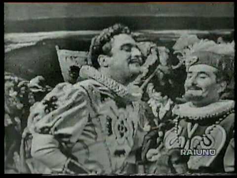 Rigoletto 1 - Virginia Zeani, Aldo Protti (1955)