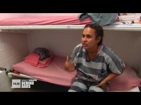 Nancy Grace Behind Bars Inside Estrella 06-05-13 Part 1 of 2