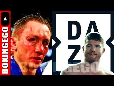 DAZN AGGRESSIVELY PURSUE GENNADY GOLOVKIN! WANT TO LAND GGG WITH CANELO, ANDRADE, ETC