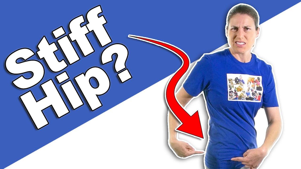 Download 10 Best Stiff Hip Pain Relief Exercises