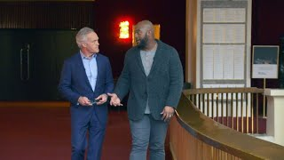 Ryan Speedo Green's trip from lockup to the opera stage