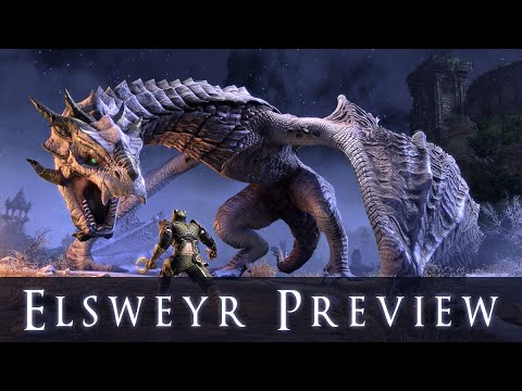 Elsweyr Pre Order