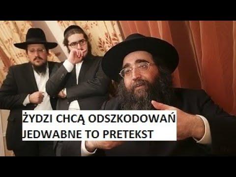 Żydzi chcą odszkodowań