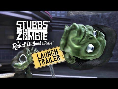 Stubbs the Zombie | Launch Trailer