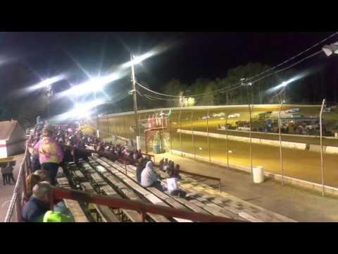 Potomac Speedway Crate Race 4/15/16 Knott