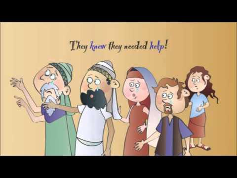 Tell Me The Story John The Baptist Youtube