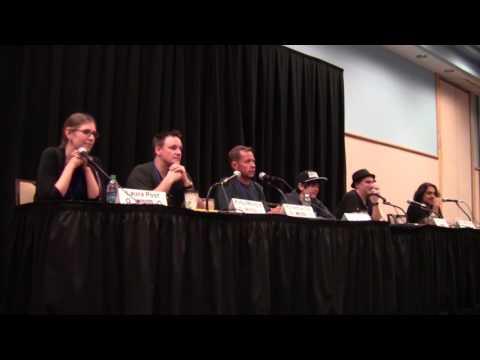 Metrocon 2016: Voice Actors Unplugged Panel
