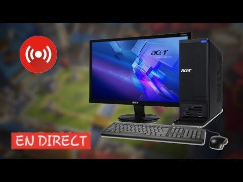 Comment faire un live youtube sur PC (sans logiciels )