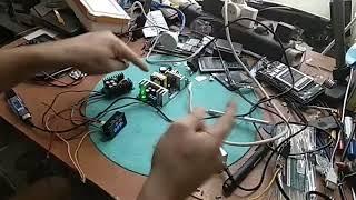 Лабораторный блок питания с китайских запчастей своими руками