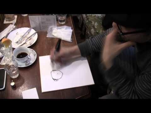 Encuentro con Shintaro Kago (Tokyo, Marzo 2013)