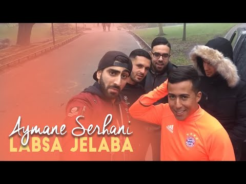 Aymane Serhani ft. Mourad Majjoud - Labsa Jelaba |  لابسة الجلابة (Clip Selfie)