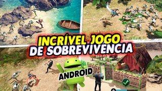 INCRÍVEL JOGO DE SOBREVIVÊNCIA - L.O.S.T para Android