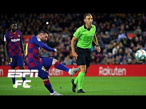 Lionel Messi's free kick numbers are intensifying the GOAT debate   La Liga
