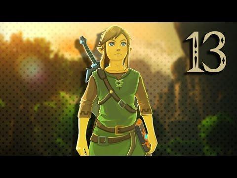 BasicallyIPlay - Legend of Zelda: BoTW! #13 Classic Link, 120 Shrines Complete!