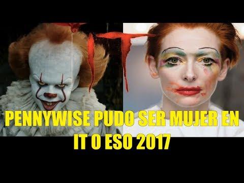 Pennywise Pudo Ser Mujer en IT o ESO 2017 Curiosidades y Detras de Camaras del Elenco