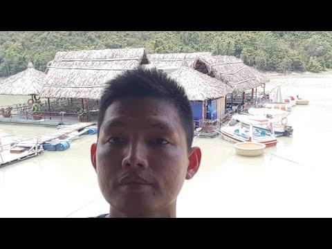 Tận hưởng trưa hè ở Galina Lake View | nha trang chơi gì | Quang Lê TV
