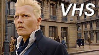 Фантастические твари 2 (трейлер Comic-Con 2018) - русский и ламповый - VHSник