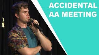 Accidental AA Meeting - Ryan Roe